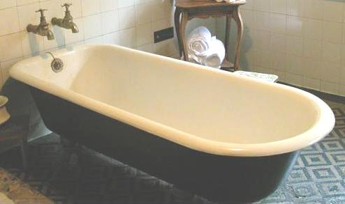 Traditional Cast Iron Claw Foot Bath Product Picture