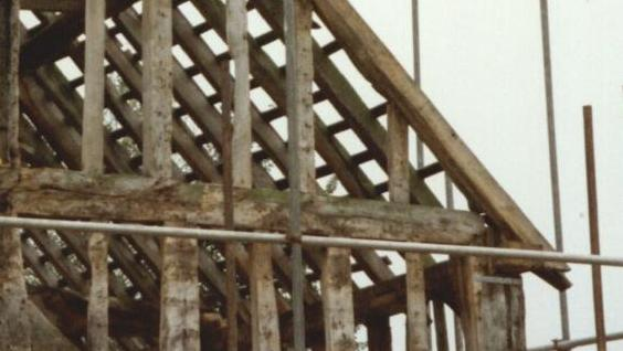 The Heritage Directory | Products | Timber Frame Survey & Repair